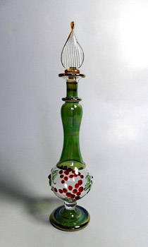 handmade perfume bottle MTZ 33