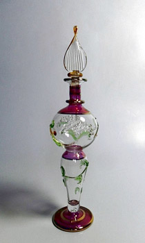handmade perfume bottle MTZ 35