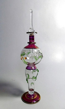 handmade perfume bottle MTZ 36