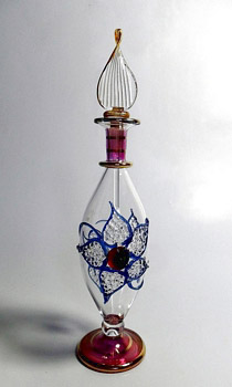 handmade perfume bottle MTZ 39
