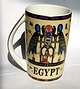 Egyptian Porcelain Mug